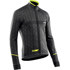 Northwave Blade 3 Total Protection Jacket Men black/yel.fluo